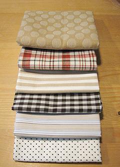 check&stripeの布が届きました☆_e0124597_035412.jpg