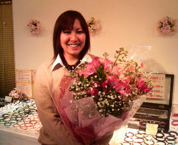 亜美さんありがとうございましたm(__)m_c0140599_18561157.jpg