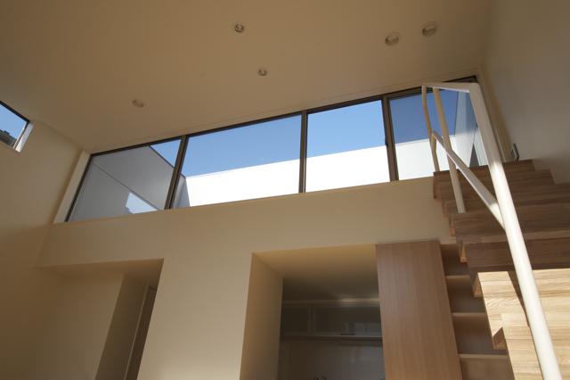 ライトコートの家 6 狭小住宅 建築家 明るい光_e0127948_2294285.jpg