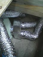 住宅地でのCozyUpHom造作工事・24時間換気設備工事2_d0059949_15423660.jpg