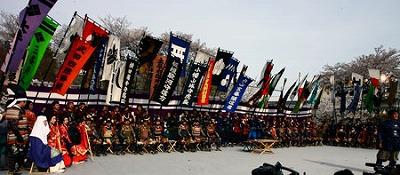 日本最大の武者行列 「信玄公祭り」 見にこーし!_b0151362_23194020.jpg