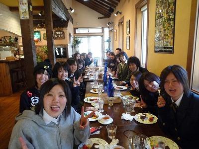 帝京第三高校バレー部 【Chef's Report】_f0111415_14515351.jpg