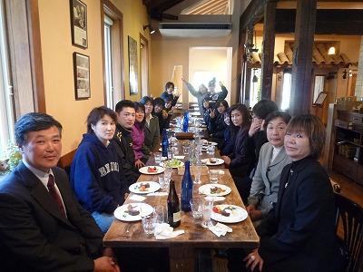 帝京第三高校バレー部 【Chef's Report】_f0111415_1452123.jpg
