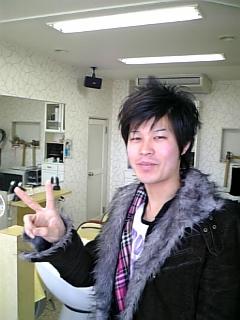 おなじみイケメンO君_e0145332_11334089.jpg