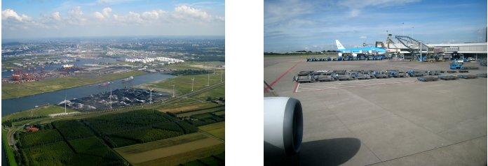 アイルランド編(5):アムステルダム・スキポール空港(08.8)_c0051620_65282.jpg