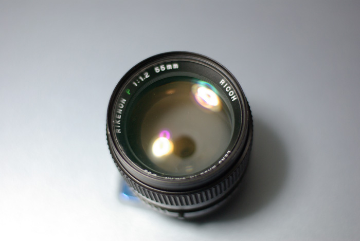 RIKENON P 55mm F1.2で撮りました。_f0159784_2211742.jpg
