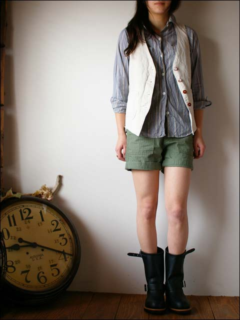 orslow [オアスロウ]  chambray shirts [シャンブレーシャツ] _f0051306_22404156.jpg