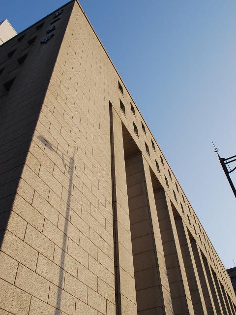 東京有楽町の第一生命館(木田保造施工作品探訪・番外編)_f0142606_22111260.jpg