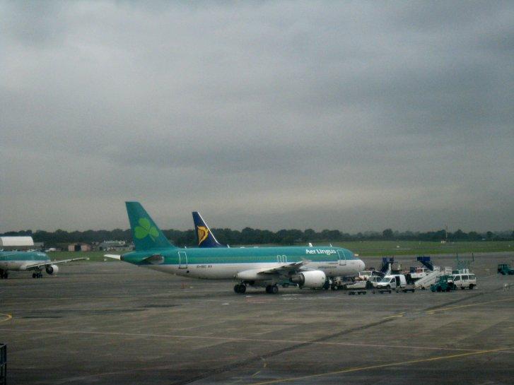 アイルランド編(6):ダブリン空港・ホテル(08.8)_c0051620_69450.jpg