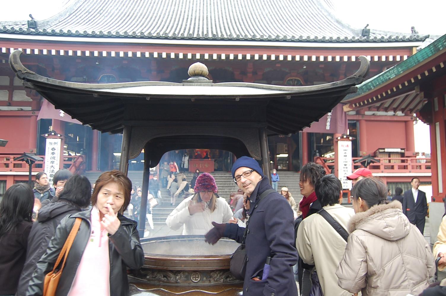 シチリア人日本滞在記 東京 その壱 バゥ_d0084229_2185996.jpg
