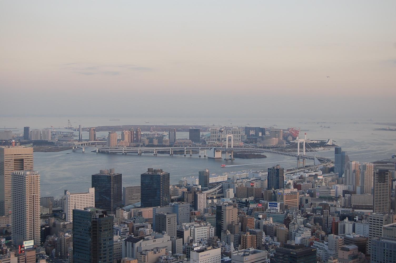 シチリア人日本滞在記 東京 その弐 バゥ_d0084229_22122028.jpg