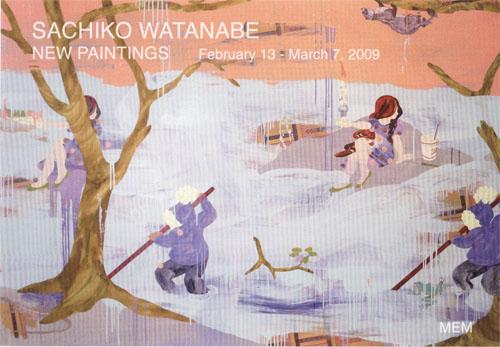 new paintings by Watanabe Sachiko_e0155231_22335938.jpg