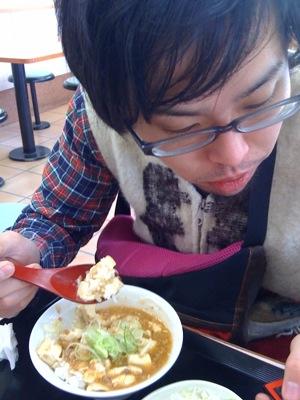 ありがとうSOLE CAFE!ありがとう爆ひな!_f0197258_20495868.jpg