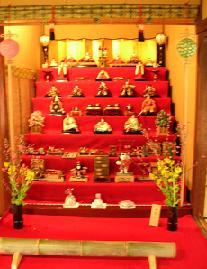 三月三日のお雛巡り その一 旧安田邸_f0139963_23341126.jpg
