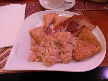 朝食@CAFEDECO_e0155771_2011031.jpg