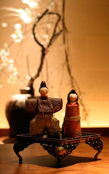 お雛祭り in ぎをん天_c0108595_2131290.jpg