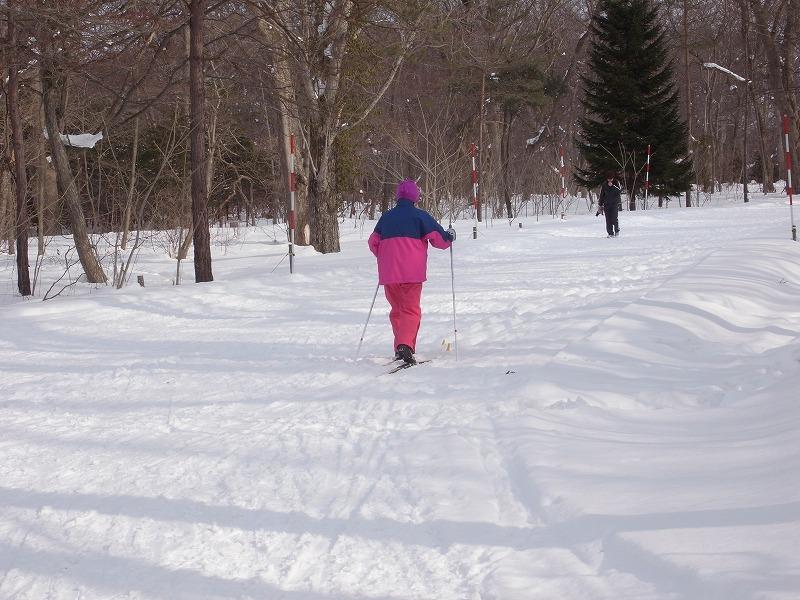 歩くスキー_f0138096_1012992.jpg