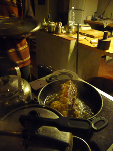 鴨料理を堪能した晩_f0106597_1832627.jpg