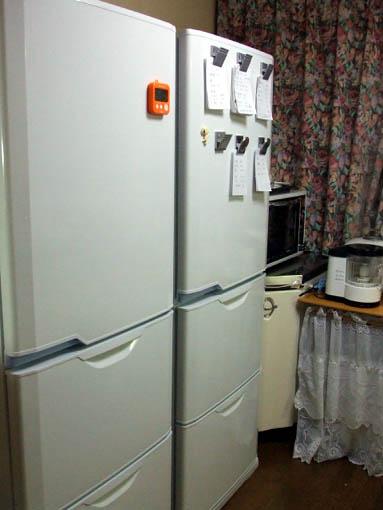 3月4日 冷蔵庫2つ_f0019498_20432261.jpg