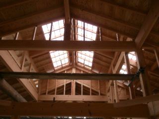 船木の家 屋根瓦葺き_a0115017_2105086.jpg