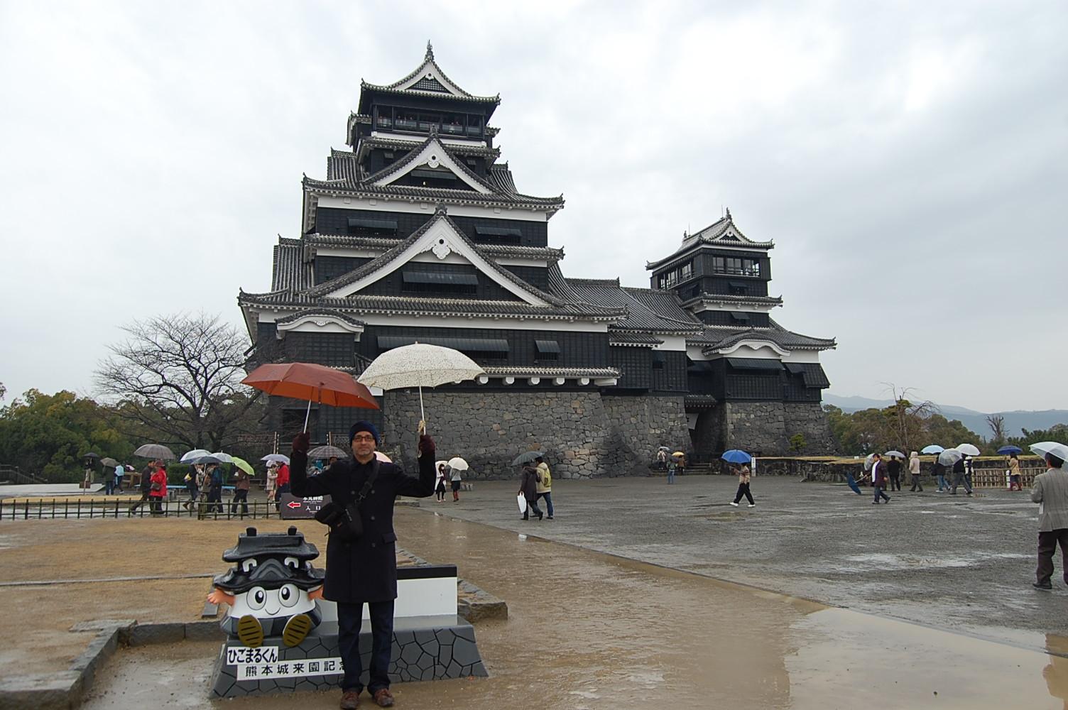 シチリア人日本滞在記 九州 その壱 バゥ_d0084229_22322944.jpg