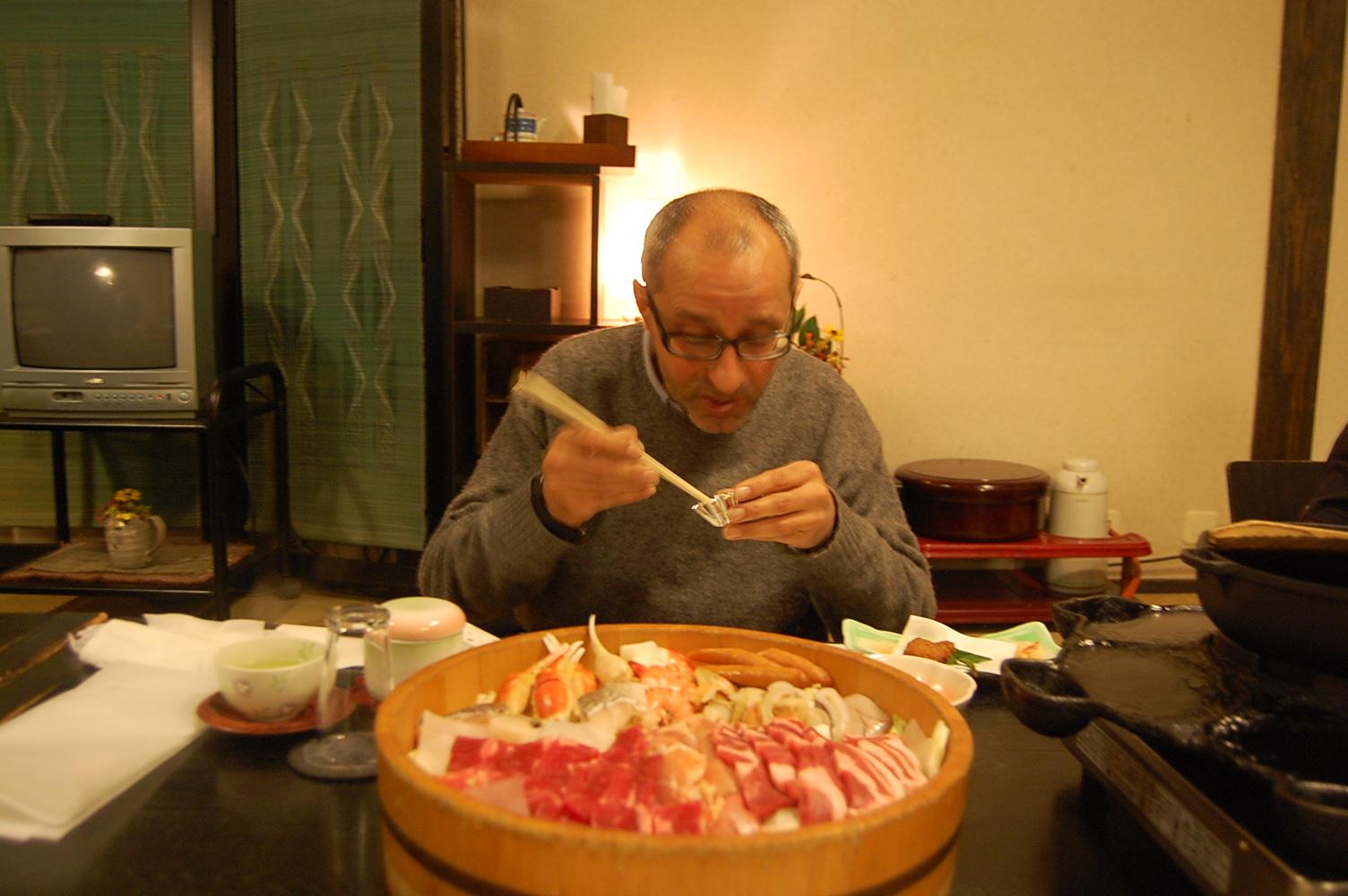 シチリア人日本滞在記 九州 その壱 バゥ_d0084229_23213375.jpg
