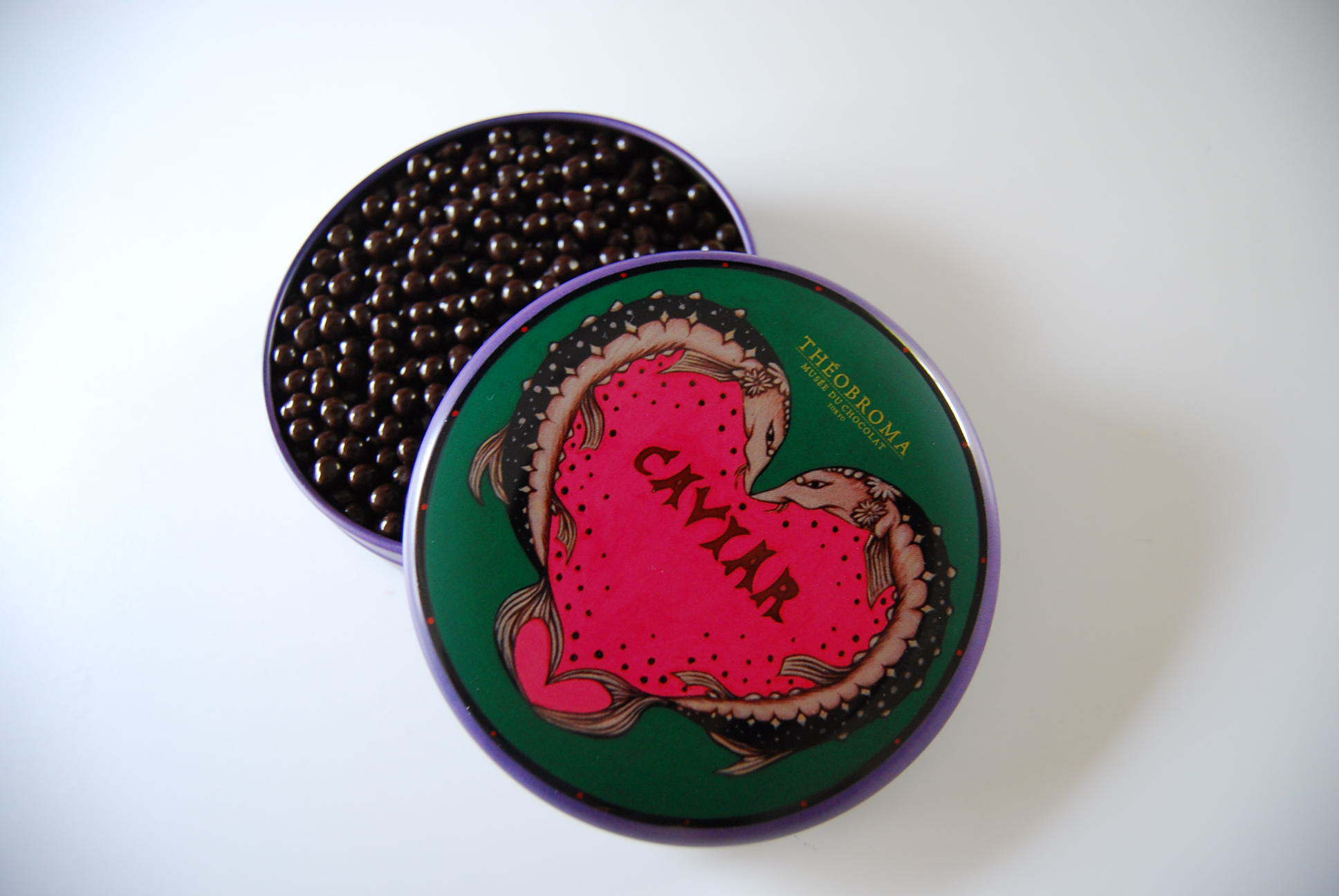 テオブロマのチョコレート_e0142956_14174384.jpg