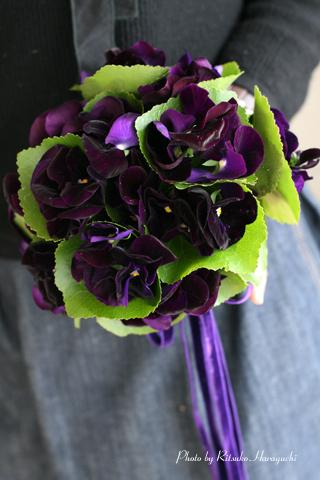 すみれ色の花束_f0127281_14155774.jpg