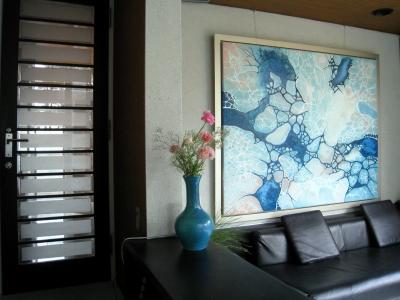 春です、ライムアートにはラナンキュラス がよく似合う!_e0010418_9313664.jpg