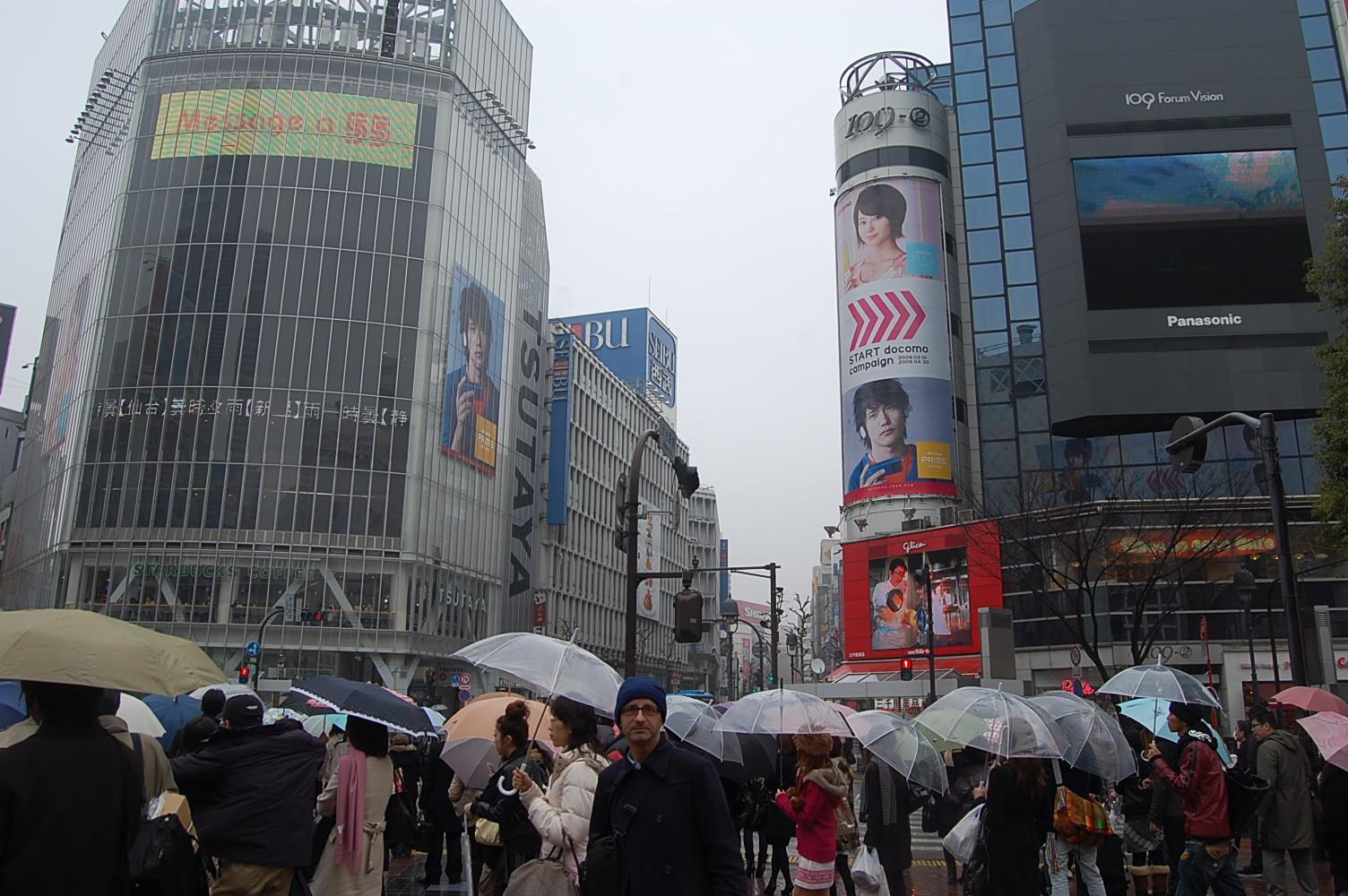 シチリア人日本滞在記 再び東京 バゥ_d0084229_20132512.jpg