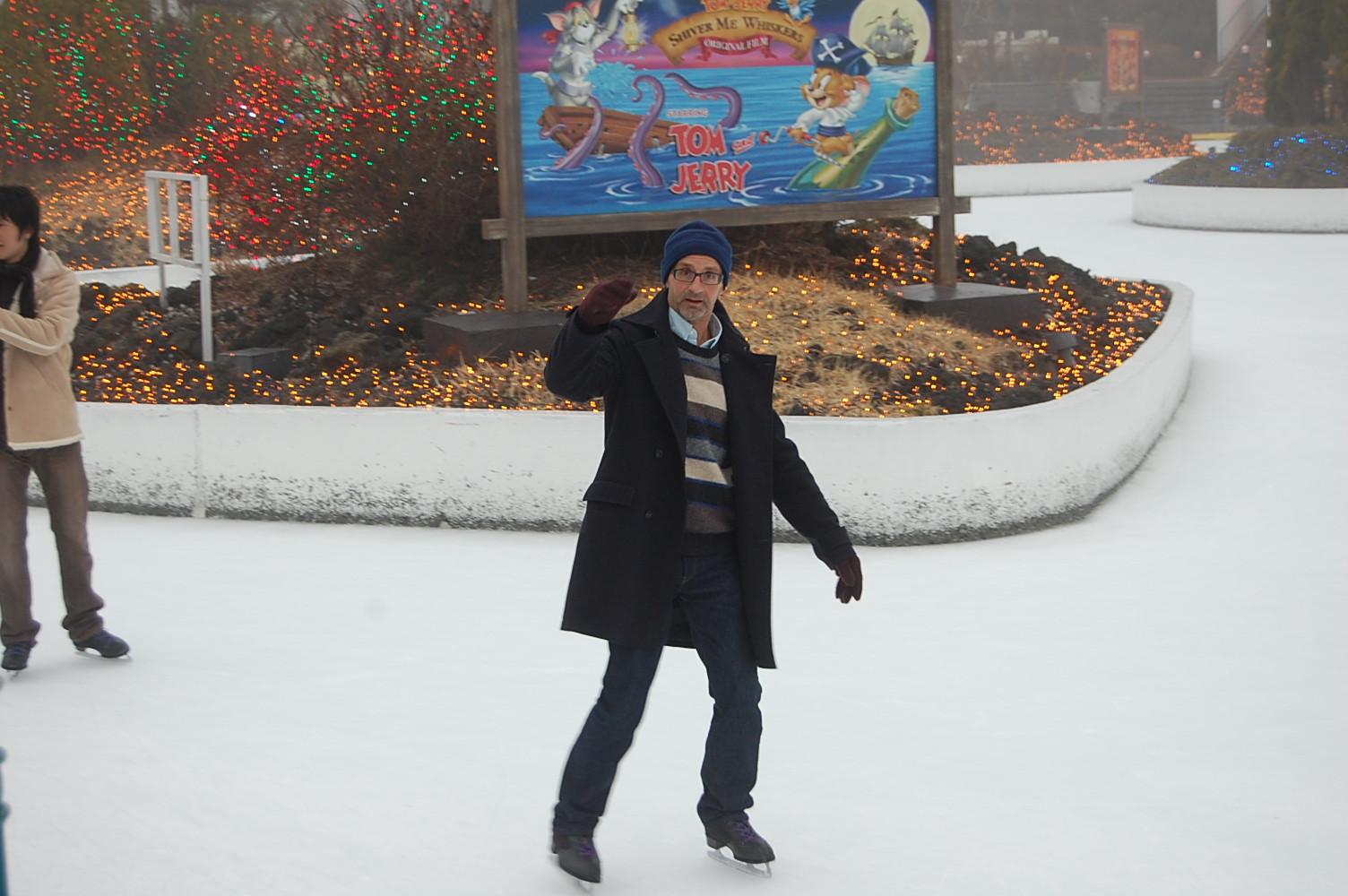 シチリア人日本滞在記 富士急ハイランド バゥ_d0084229_21221242.jpg