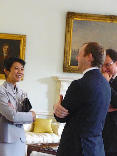 英国アンバサダープログラム。。。British Embassy Tokyo ☆A Taste of Britain♡* *。:☆.。†_a0053662_738013.jpg