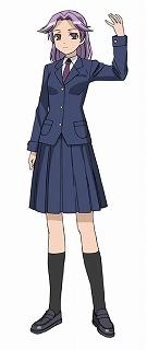 アニメ「咲-Saki-」鶴賀学園 キャラ設定 _e0025035_16391210.jpg