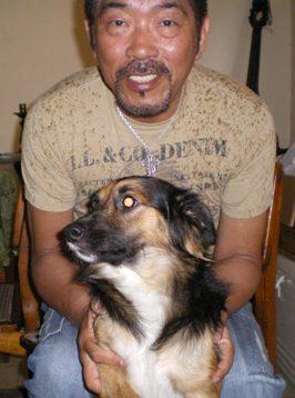 sunnyさんとキューバ犬_d0041268_16161559.jpg
