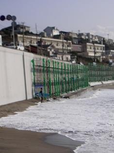 後退する砂浜_c0130172_17241284.jpg