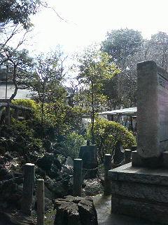鳩森神社_a0075684_23383371.jpg