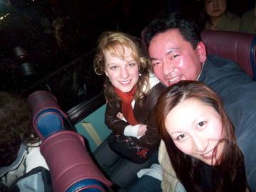 香港2日目の夜のヴィクトリア湾ナイトクルーズ_c0180686_931810.jpg