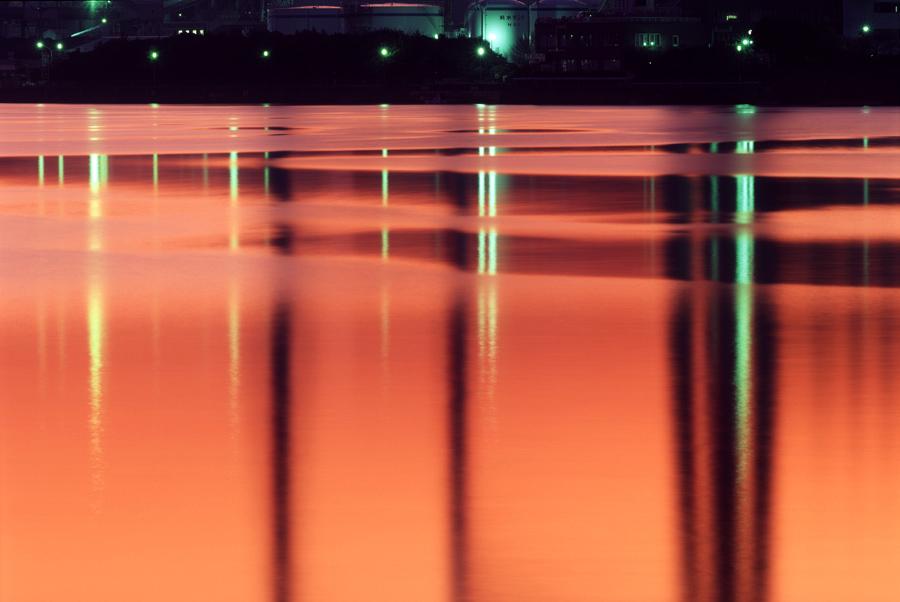 輝く海面(横浜・磯子) 1995年11月/1996年1月_c0190190_5392344.jpg