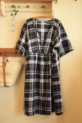 linen wear /scarf (fog linen work)_c0118809_12101226.jpg