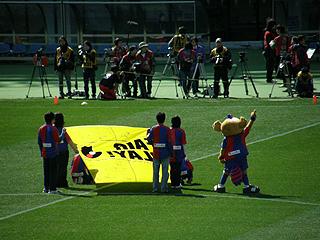 FC東京×アルビレックス新潟 J1第1節_c0025217_2481673.jpg