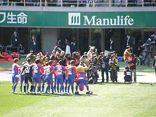 FC東京×アルビレックス新潟 J1第1節_c0025217_2482221.jpg