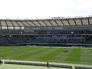 FC東京×アルビレックス新潟 J1第1節_c0025217_2491340.jpg