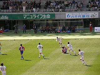 FC東京×アルビレックス新潟 J1第1節_c0025217_2494183.jpg