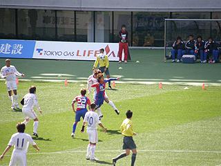 FC東京×アルビレックス新潟 J1第1節_c0025217_2511622.jpg