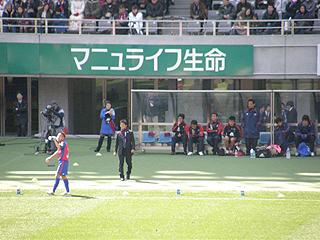 FC東京×アルビレックス新潟 J1第1節_c0025217_2513488.jpg