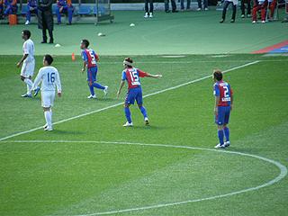 FC東京×アルビレックス新潟 J1第1節_c0025217_2515335.jpg