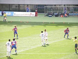 FC東京×アルビレックス新潟 J1第1節_c0025217_2525461.jpg