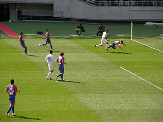 FC東京×アルビレックス新潟 J1第1節_c0025217_252912.jpg