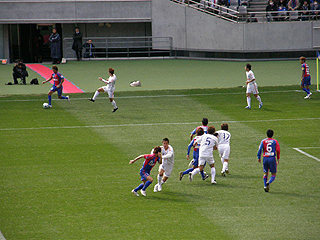 FC東京×アルビレックス新潟 J1第1節_c0025217_253122.jpg