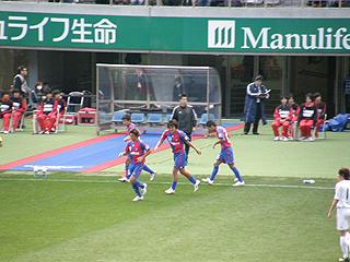 FC東京×アルビレックス新潟 J1第1節_c0025217_2532788.jpg